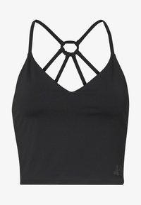 Curare Yogawear - SHORT - Top - black - 3