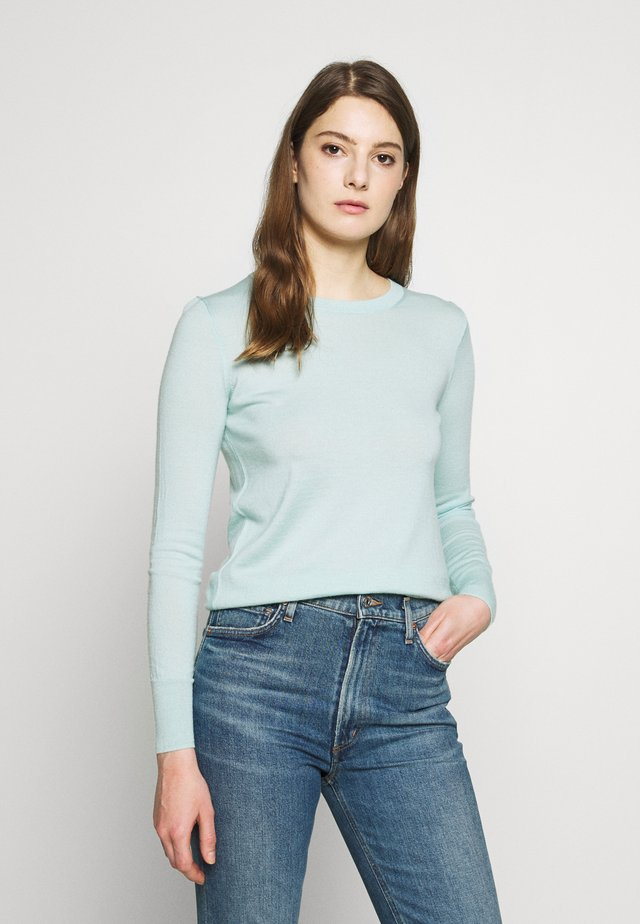 MARGOT CREWNECK - Pullover - faded mint