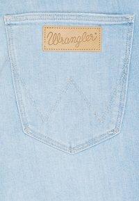 Wrangler - LARSTON - Jeans Skinny Fit - hot shot - 5
