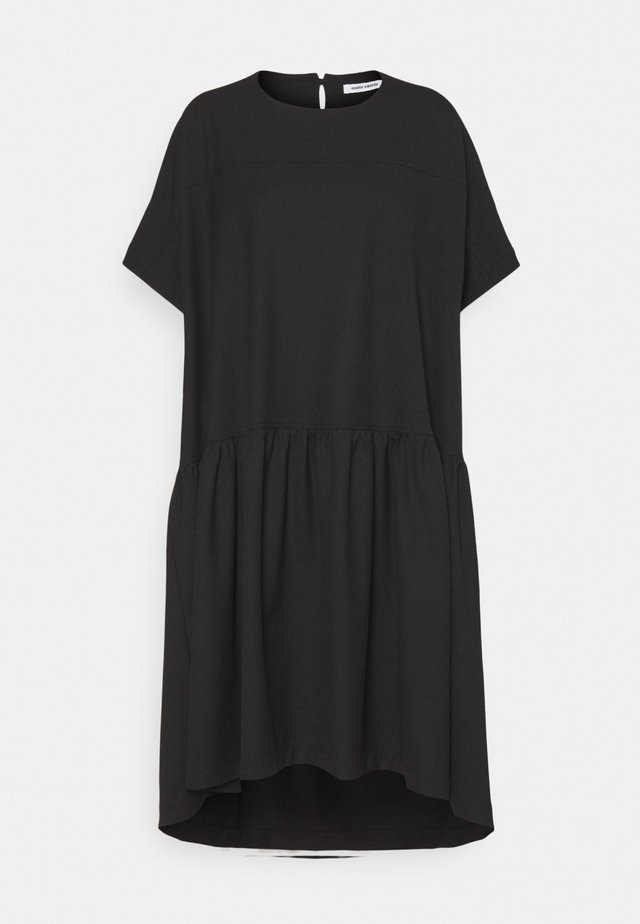 BEFORE DRESS - Robe d'été - black
