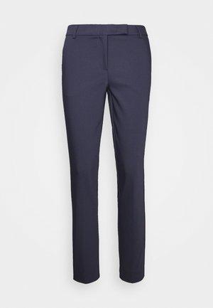 BACI - Trousers - blu notte