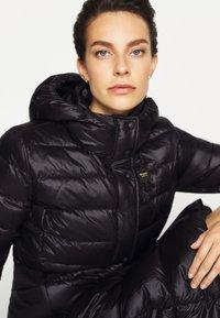 Blauer - IMPERMEABILE - Down coat - black - 4