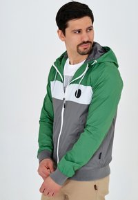 INDICODE JEANS - CHICKSAND - Outdoor jacket - green - 3