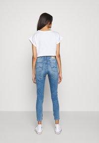 Pepe Jeans - HIGH - Jeans Skinny Fit - denim - 2