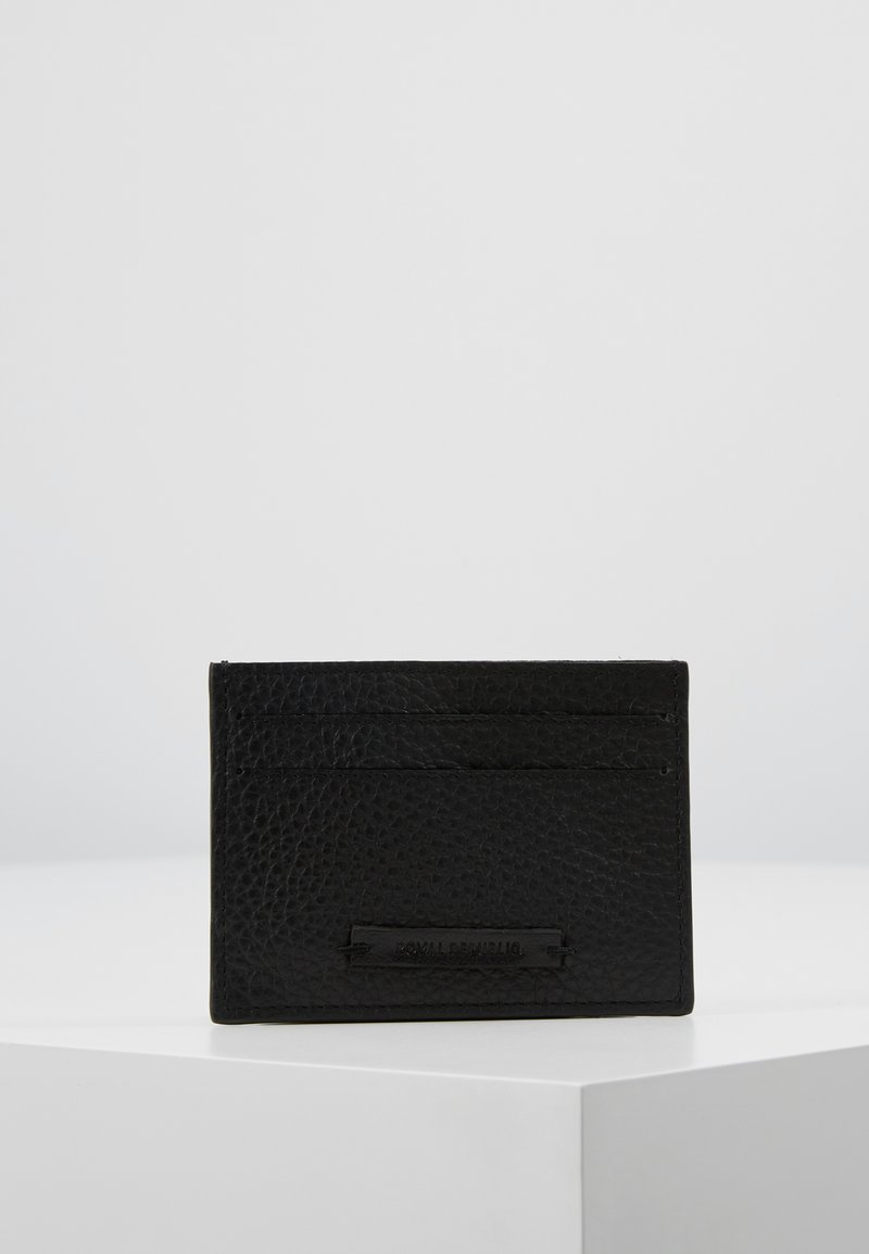 Royal RepubliQ - SEEKER CARDHOLDER - Wallet - black