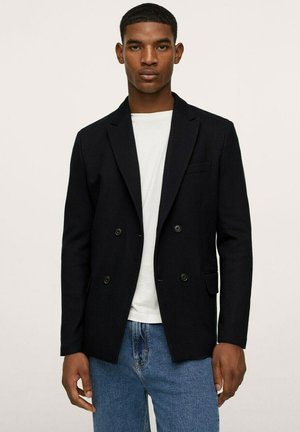 Blazer jacket - schwarz