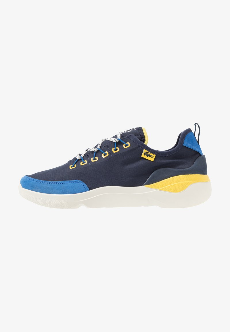 Lacoste - SUBRA IMPACT - Sneakersy niskie - navy/blue