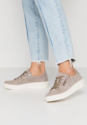 Sneaker low - taupe