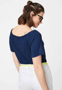 Triangle - Basic T-shirt - midnight blue - 2