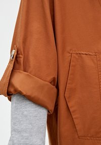 PULL&BEAR - Prochowiec - brown - 4