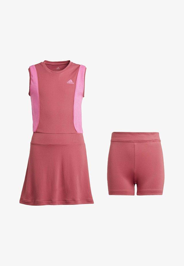 Sportkleid - pink