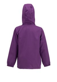 DeFacto - Waterproof jacket - purple - 1