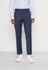 Tommy Hilfiger Tailored - FLEX SLIM FIT SUIT - Completo - blue - 5
