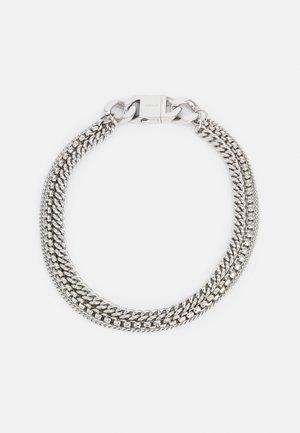 TORRENT UNISEX - Halsband - silver-coloured