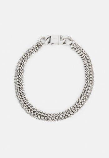 TORRENT UNISEX - Necklace - silver-coloured