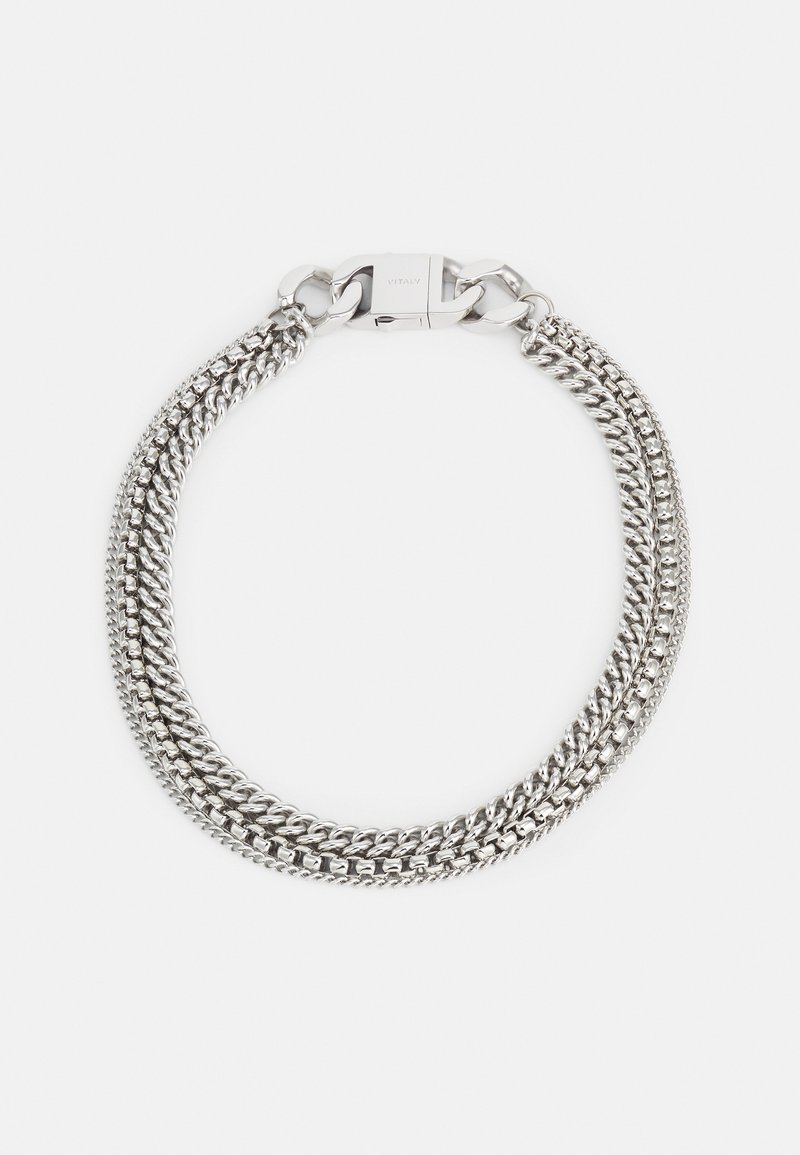 Vitaly - TORRENT UNISEX - Necklace - silver-coloured