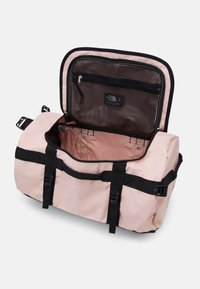 The North Face - BASE CAMP DUFFEL S UNISEX - Sports bag - light pink/black - 3