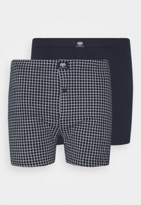 Ceceba - 2 PACK - Boxer shorts - blue dark allover - 0