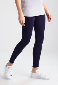 9Fashion - SAVA  - Leggings - Trousers - dark blue - 0