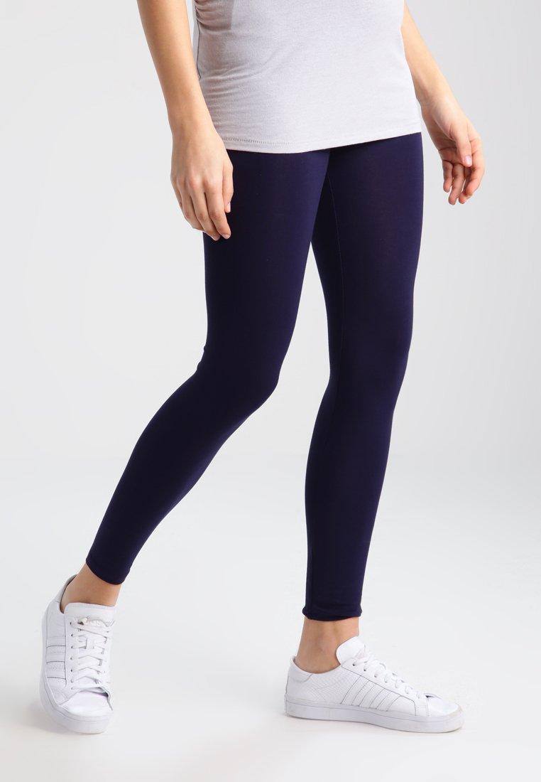9Fashion - SAVA  - Leggings - Trousers - dark blue