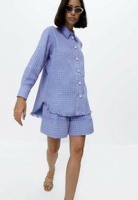 Uterqüe - Summer jacket - lilac - 3