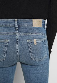 Liu Jo Jeans - MONROE - Jeans Skinny Fit - denim blue crux wash - 7