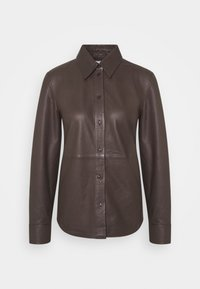 Marc O'Polo - Blouse - black brown - 0