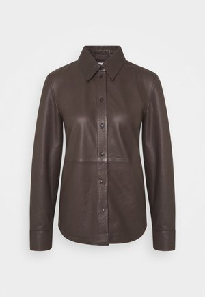 Blouse - black brown