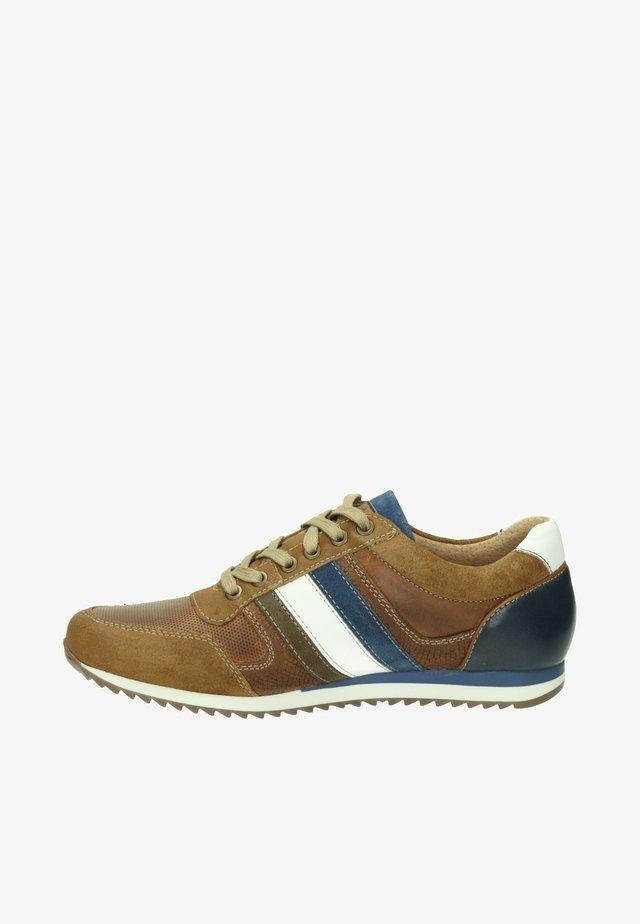 CORNWELL  - Sneakers laag - cognac