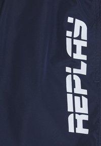 Replay - BEACHWEAR - Swimming shorts - prussian blue - 2