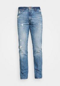 GREENSBORO - Jean droit - faded blue