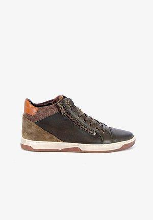 ANKLE BOOTS WAHALY - Sneakers hoog - kaki