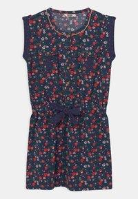 Kaporal - DITSY FLORAL - Košilové šaty - navy - 0