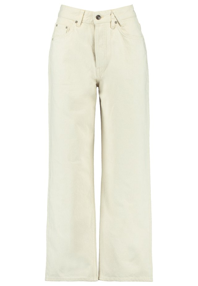 JACKSON - Flared Jeans - natural