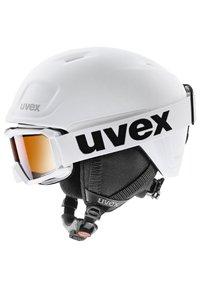 Uvex - Helmet - white  black mat - 2