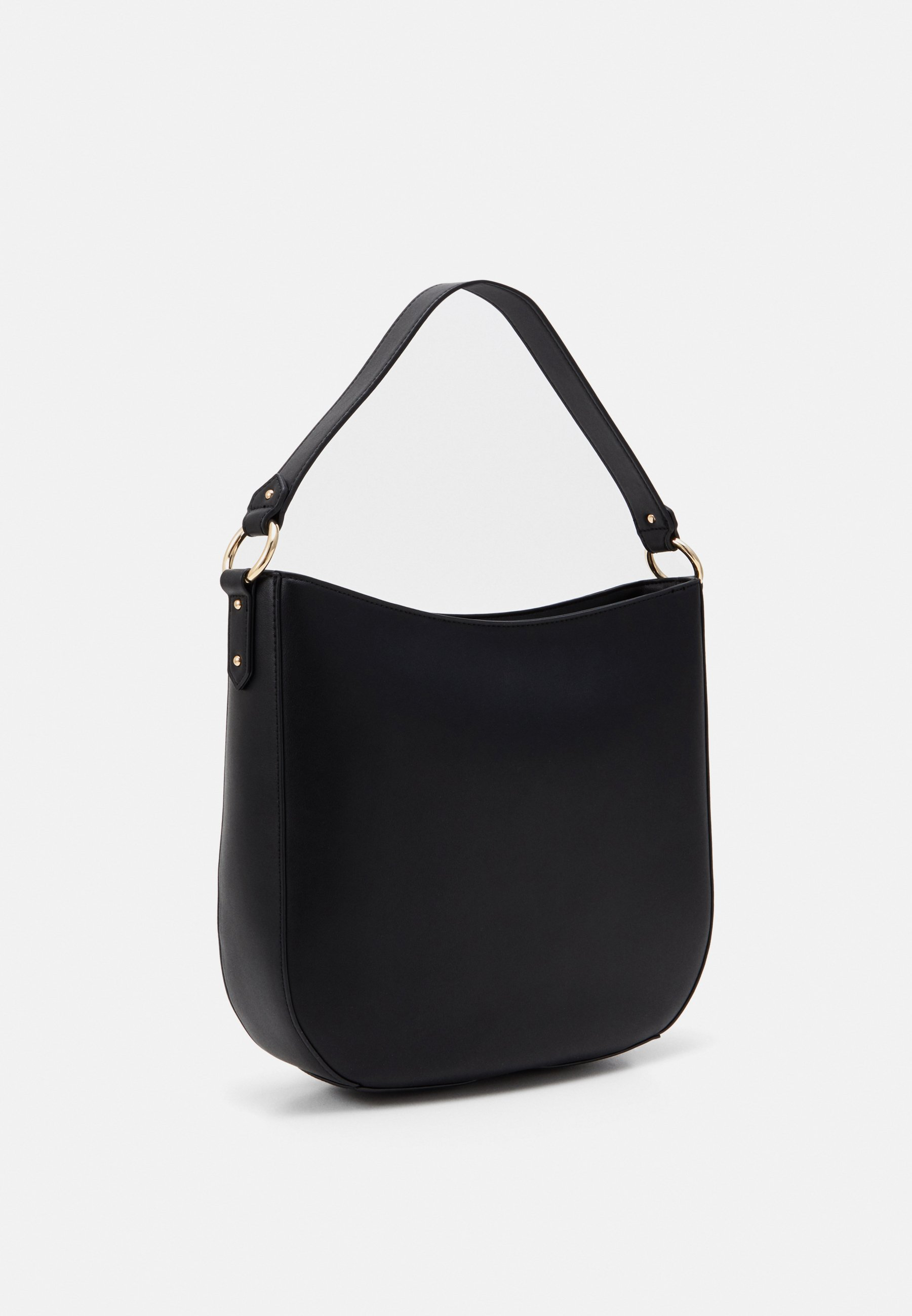 Trussardi Lisbona Shopper Logo - Shopping Bag Black/schwarz