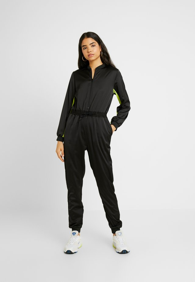 AXIS - Tuta jumpsuit - black