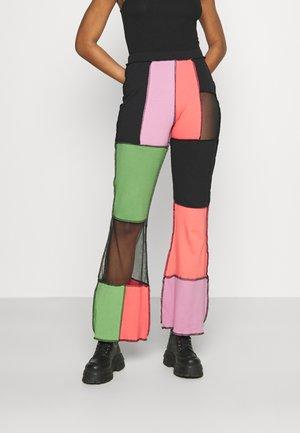 BELIEVER - Trousers - multi