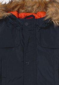 Lemon Beret - TEEN BOYS - Winter coat - dark blue - 3