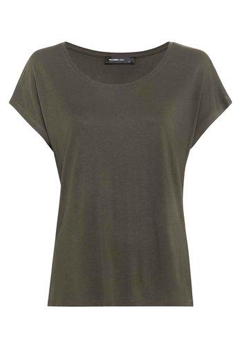 WEIT GESCHNITTENES - Basic T-shirt - fango