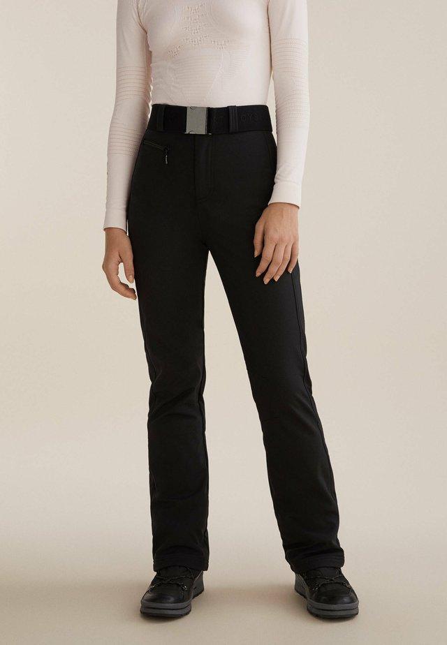 Pantaloni da neve - black
