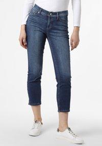 Cambio - PIPER - Slim fit jeans - blue stone - 0