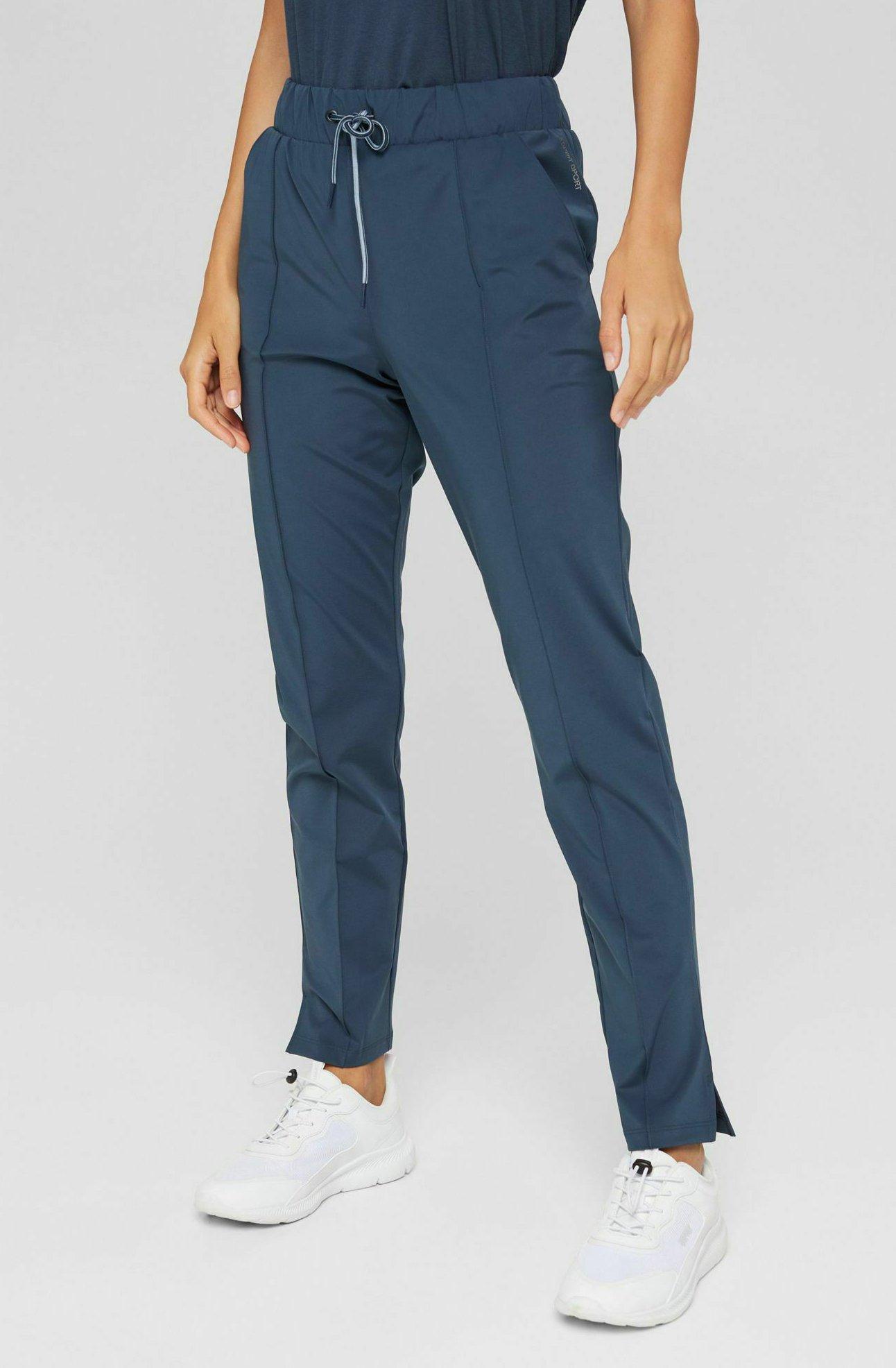 Femme Pantalon classique - navy