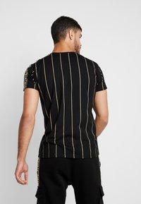 Glorious Gangsta - DERBAN - T-shirt con stampa - black - 2