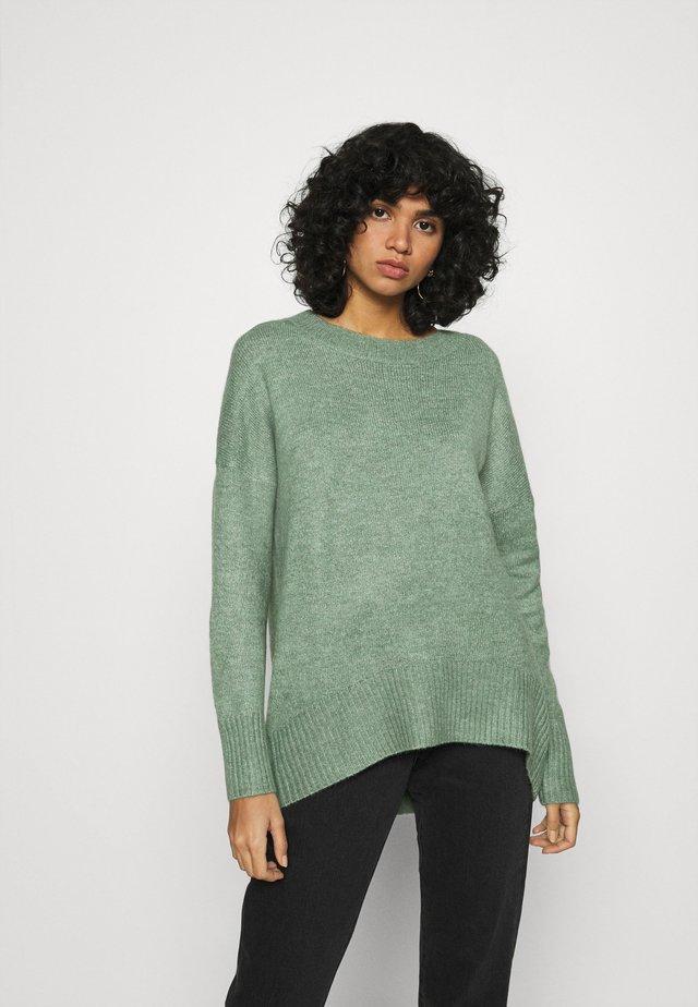 ONLNANJING  - Pullover - balsam green