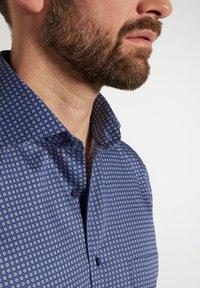 Eterna - COMFORT FIT - Shirt - blau/marine - 2