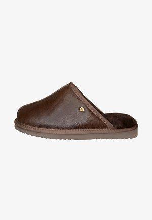BARRON - Slippers - brown