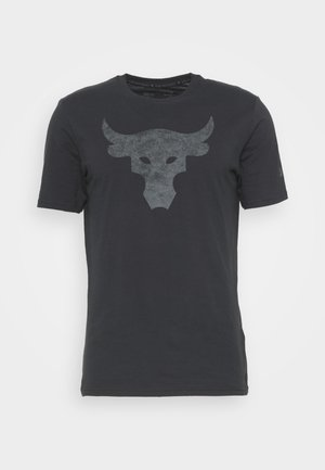 ROCK BRAHMA BULL - T-shirts print - black