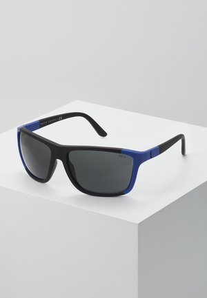 Solbriller - royal blue/black