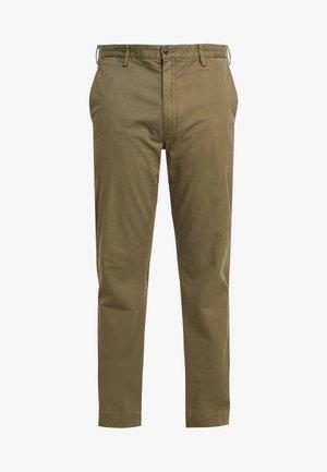 CLASSIC FIT BEDFORD PANT - Pantaloni - defender green